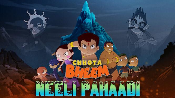 Chhota Bheem - Neeli Pahaadi on Netflix USA