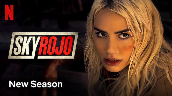 Sky Rojo on Netflix USA