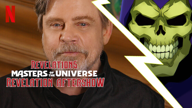 Revelations: The Masters of the Universe: Revelation Aftershow on Netflix USA