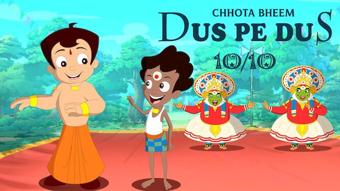 Chhota Bheem: Dus Pe Dus on Netflix USA