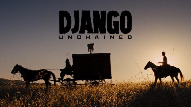 Django Unchained on Netflix USA