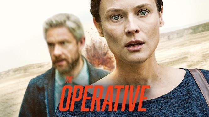 The Operative on Netflix USA