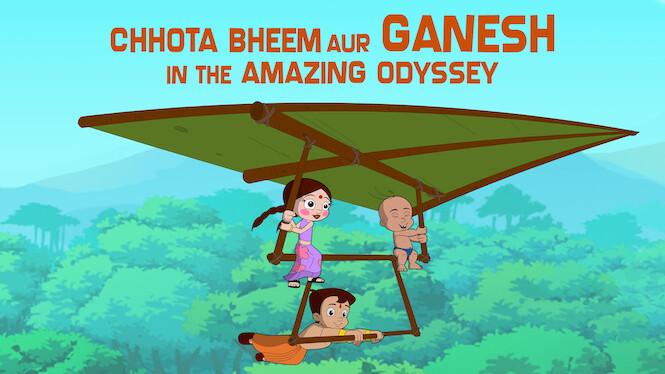 Chhota Bheem & Ganesh on Netflix USA