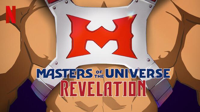 Masters of the Universe: Revelation on Netflix USA
