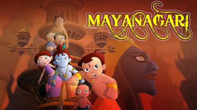 Chhota Bheem & Krishna: Mayanagari on Netflix USA