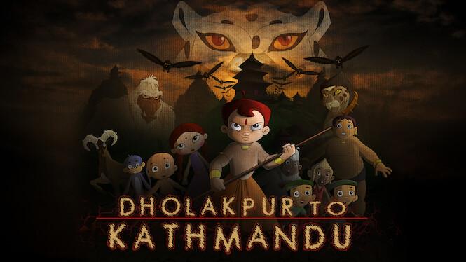Chhota Bheem: Dholakpur to Kathmandu on Netflix USA