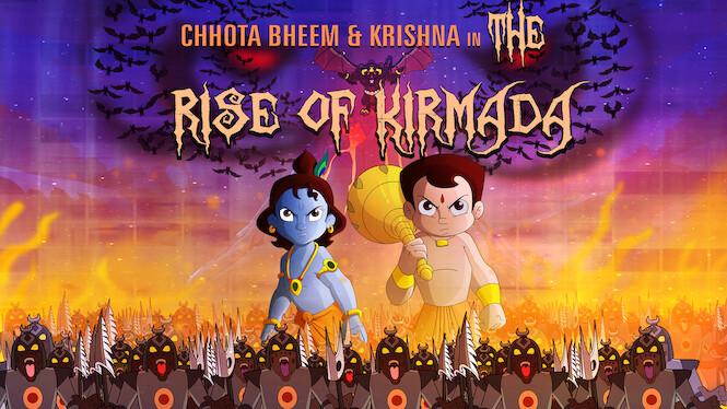 Chhota Bheem: The Rise of Kirmada on Netflix USA