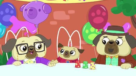 Watch Grandma Pug's Birthday / Puggy House Guest. Episode 4 of Season 2.