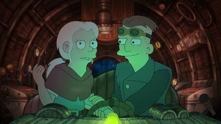 Watch The Electric Princess. Episode 9 of Season 2.