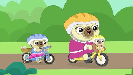 Watch Back to School Chip / Chip's Big Bike Ride. Episode 6 of Season 2.