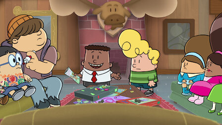 Watch Captain Underpants and the Confounding Concoction of the Crooked Combotato. Episode 10 of Season 3.