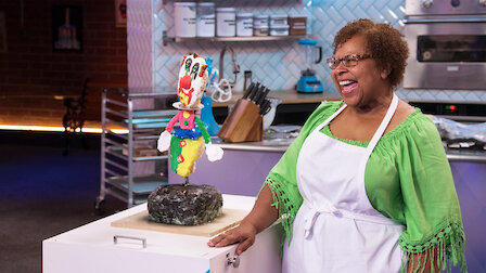 Watch Cake-O-Phobia. Episode 2 of Season 3.