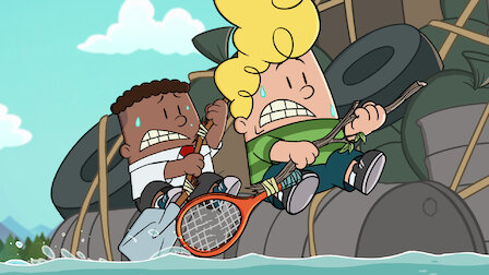 Watch Captain Underpants and the Savage Spite of the Slimy Salamangler. Episode 6 of Season 3.