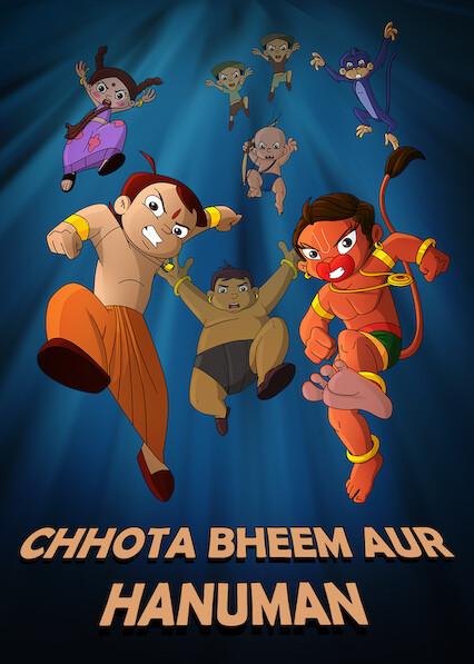 Chhota Bheem Aur Hanuman on Netflix USA