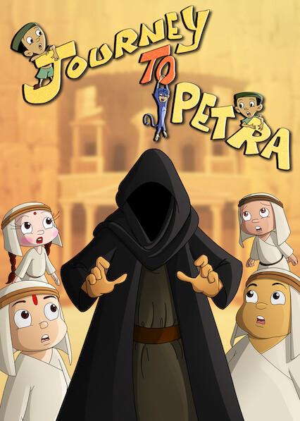 Chhota Bheem: Journey to Petra on Netflix USA