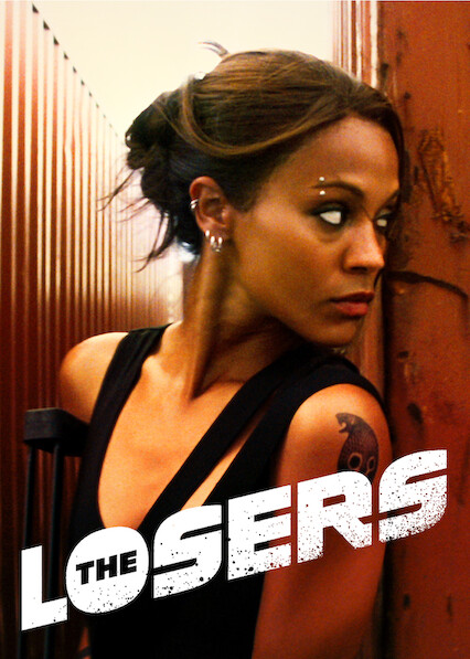 The Losers on Netflix USA