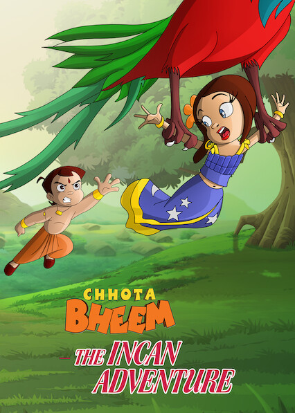 Chhota Bheem and the Incan Adventure