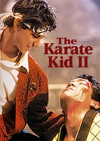 The Karate Kid Part II on Netflix USA
