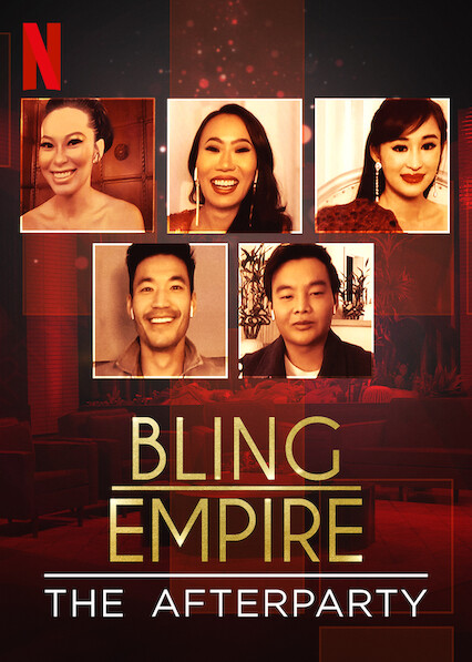 Bling Empire - The Afterparty on Netflix USA