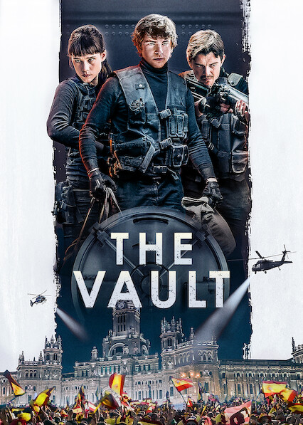 The Vault on Netflix USA
