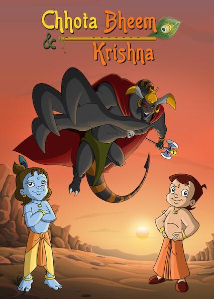 Chhota Bheem aur Krishna on Netflix USA
