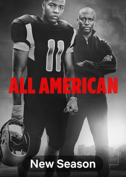 All American on Netflix USA
