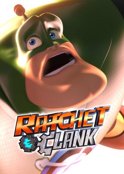 Ratchet and Clank on Netflix USA