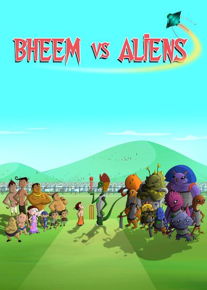 Chhota Bheem: Bheem vs Aliens on Netflix USA