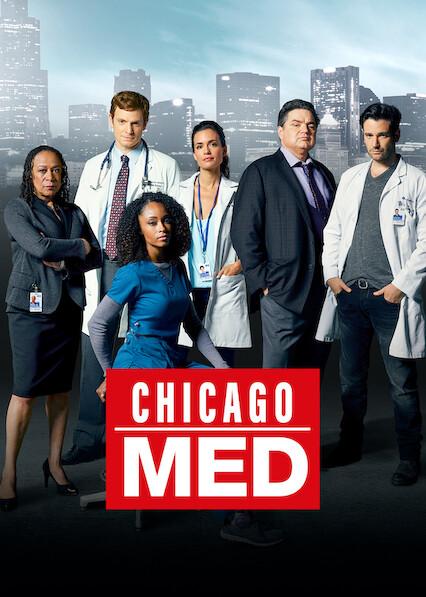 Chicago Med on Netflix USA