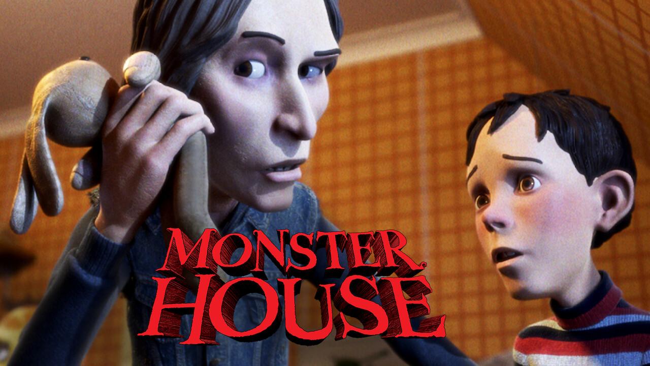 Monster House on Netflix USA