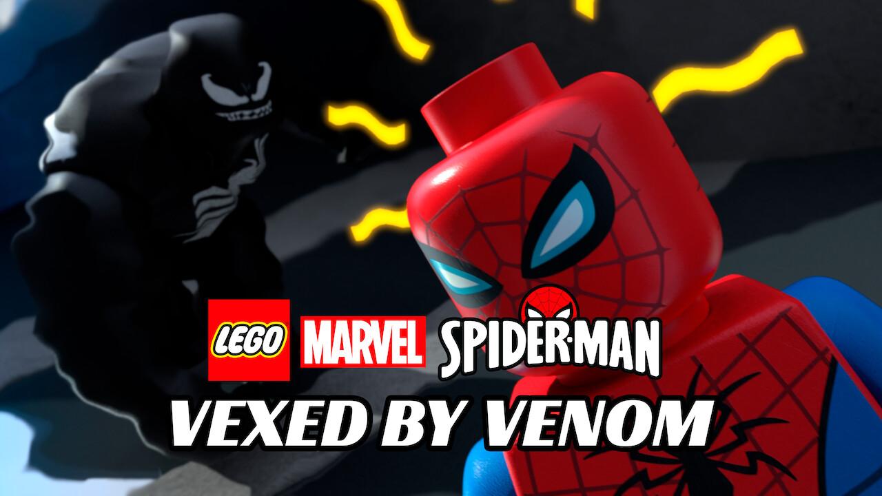 LEGO Marvel Spider-Man: Vexed by Venom on Netflix USA