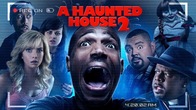 A Haunted House 2 on Netflix USA