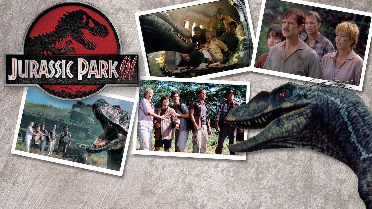 Jurassic Park III on Netflix USA