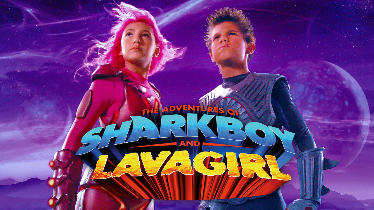 The Adventures of Sharkboy and Lavagirl on Netflix USA