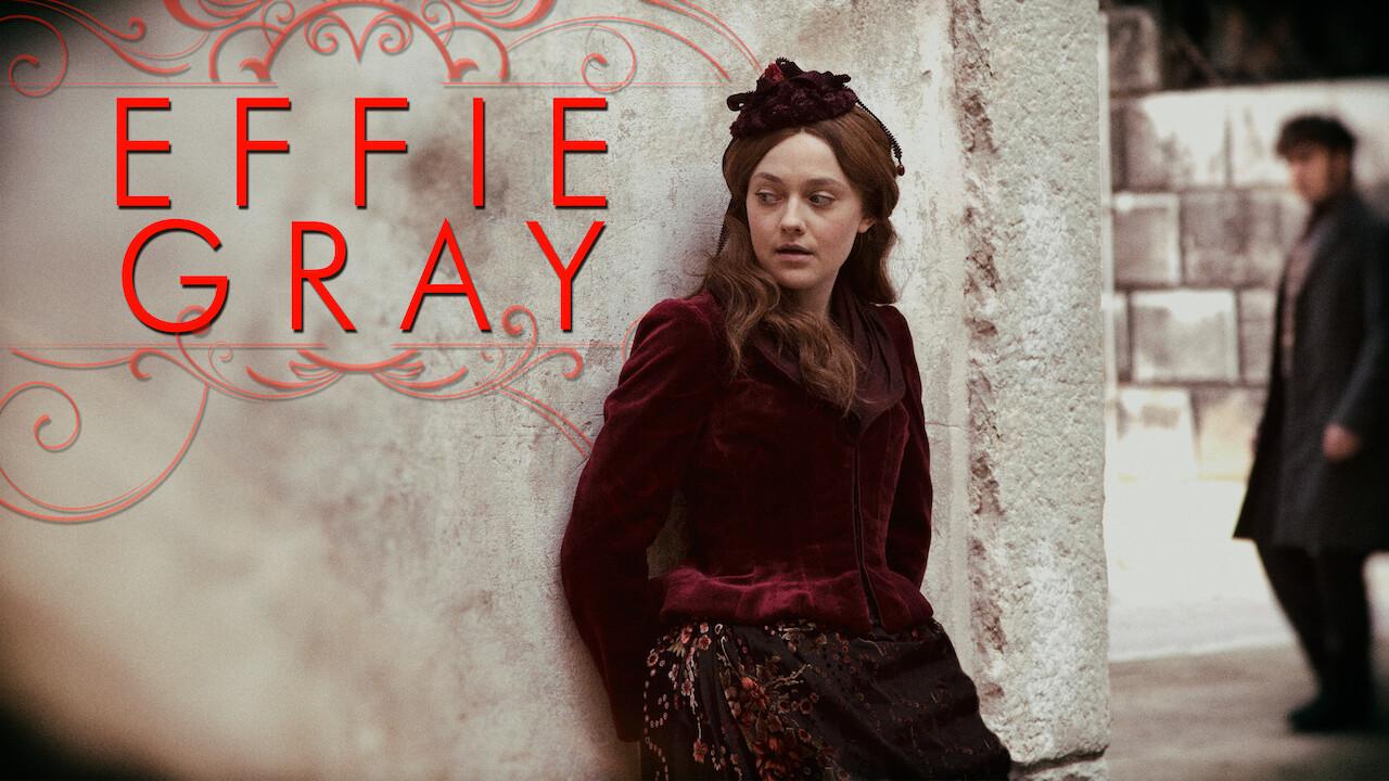 Effie Gray on Netflix USA
