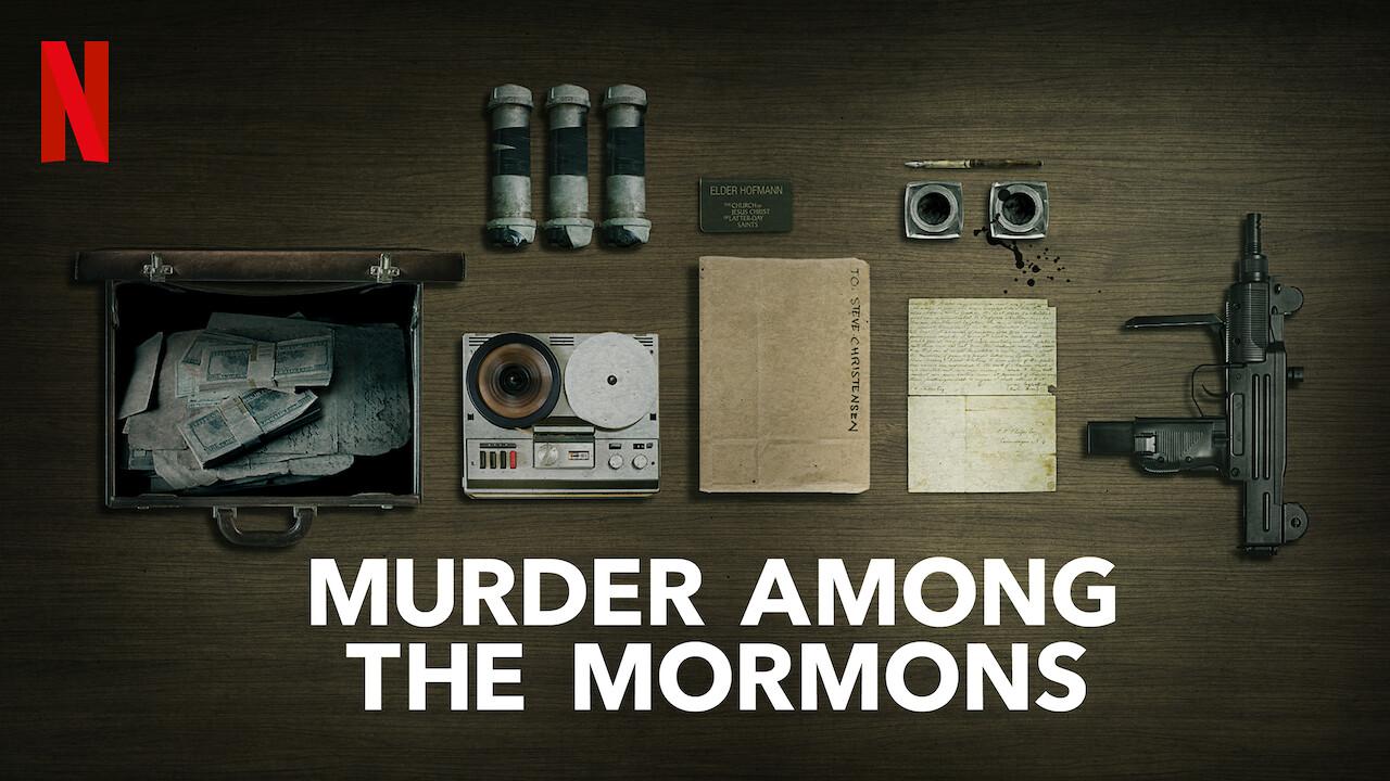 Murder Among the Mormons on Netflix USA