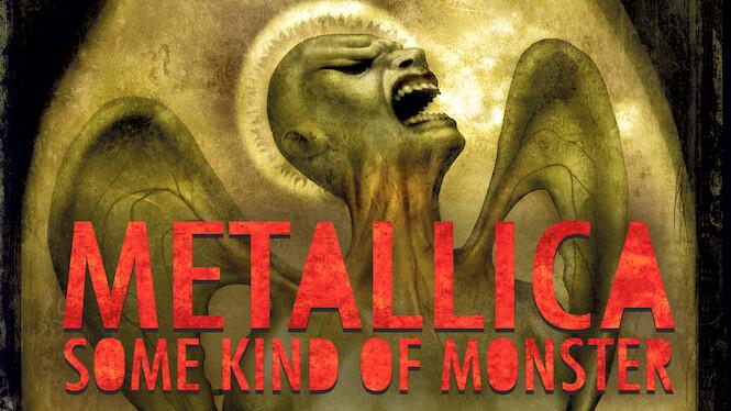 Metallica: Some Kind of Monster on Netflix USA
