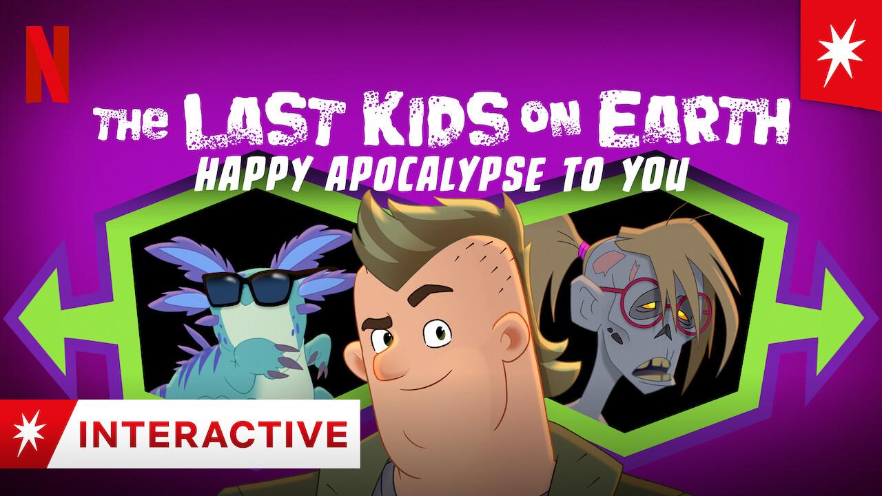 The Last Kids on Earth: Happy Apocalypse to You on Netflix USA