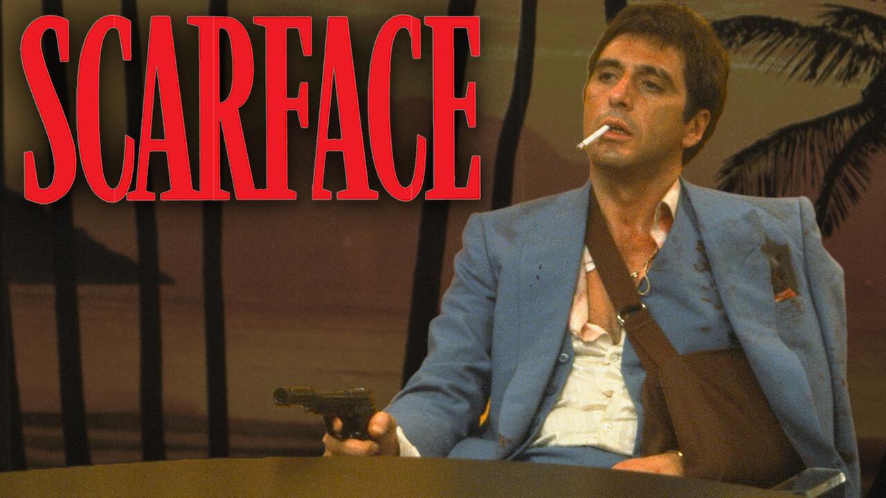 Scarface on Netflix USA