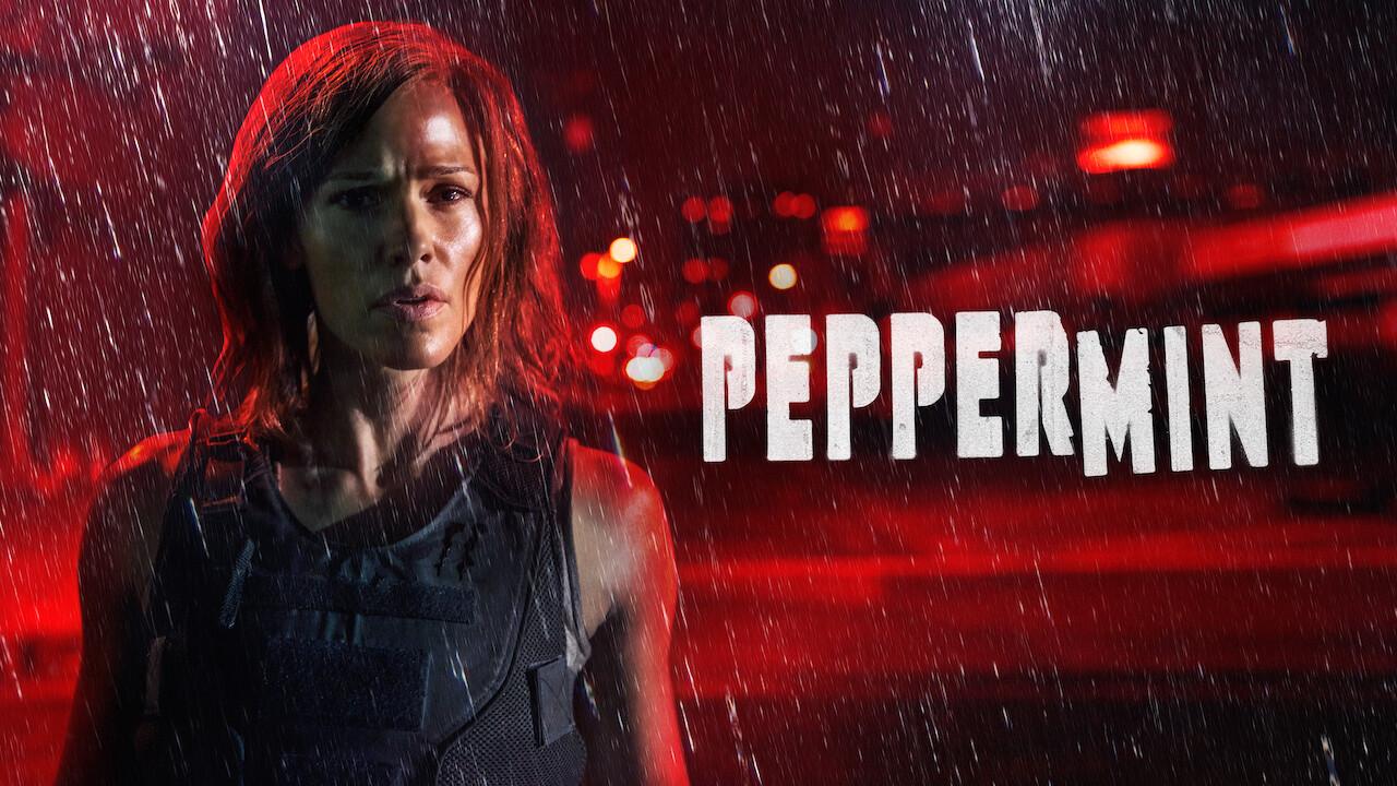 Peppermint on Netflix USA