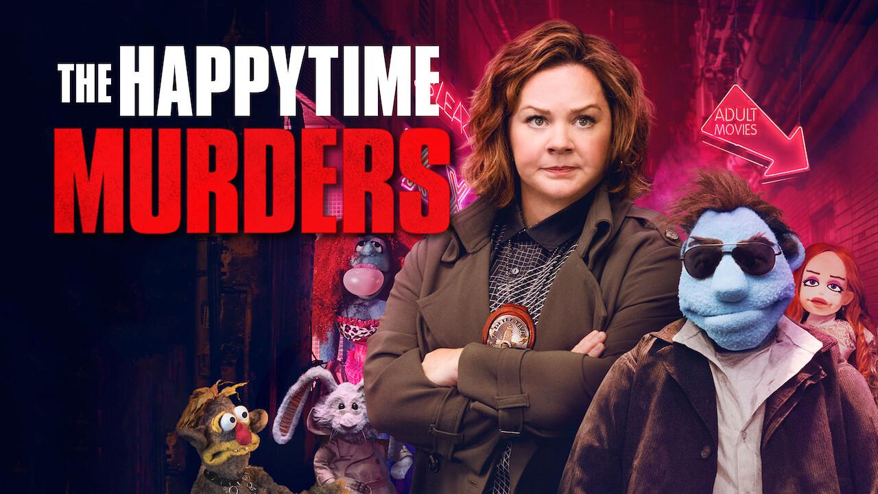 The Happytime Murders on Netflix USA