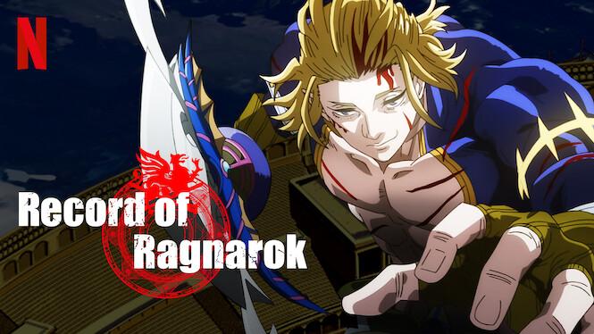 Record of Ragnarok on Netflix USA