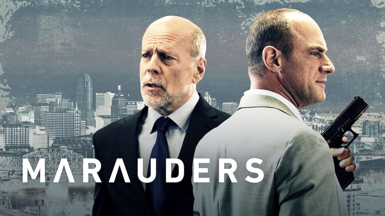 Marauders on Netflix USA