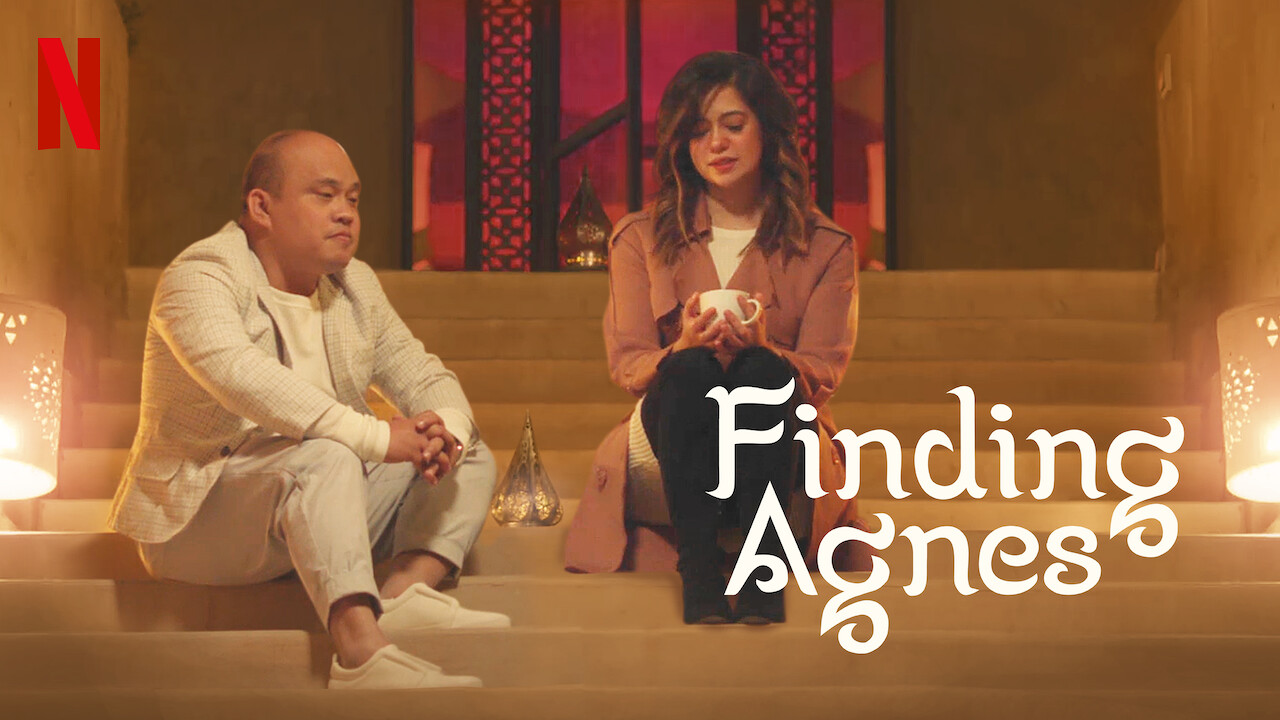Finding Agnes on Netflix USA