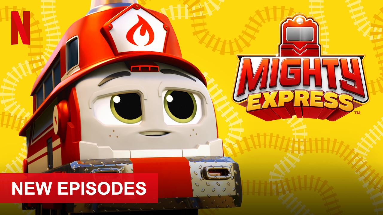 Mighty Express on Netflix USA