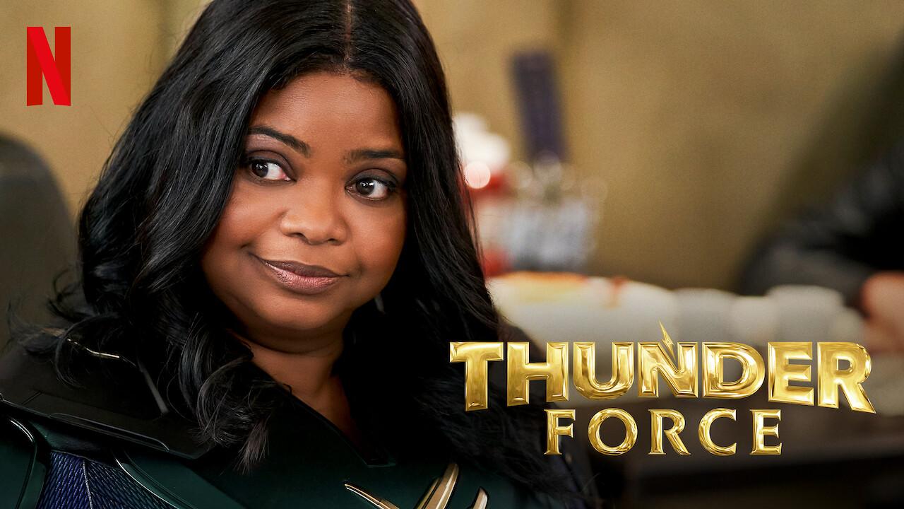 Thunder Force on Netflix USA
