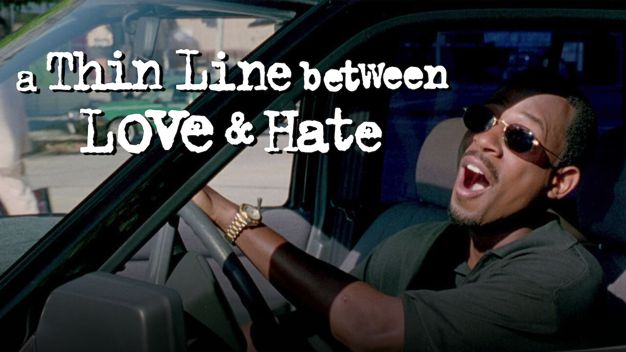 A Thin Line Between Love & Hate on Netflix USA
