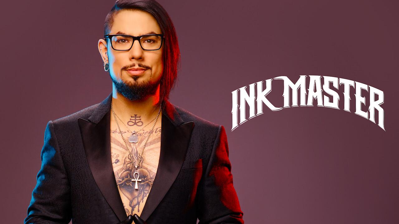 Ink Master on Netflix USA