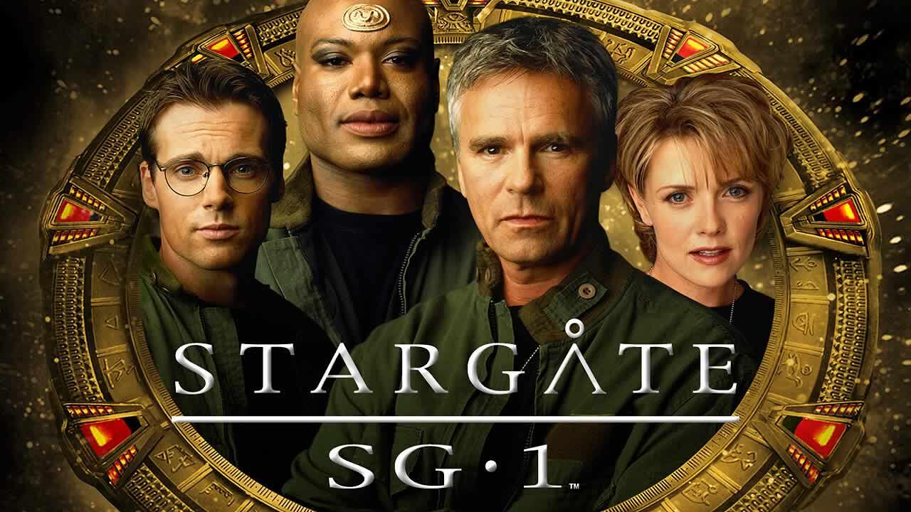 Stargate SG-1 on Netflix USA