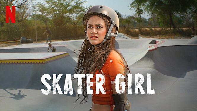 Skater Girl on Netflix USA